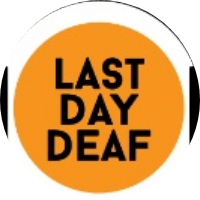 Last Day Deaf music site