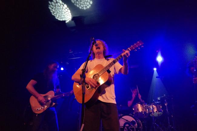 REVIEW: Cast at O2 Academy Oxford - 'Plain-speaking, Engaging Indie