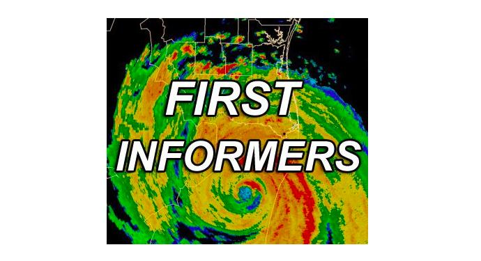 As First Informer, Radio Preps For Hurricane Michael