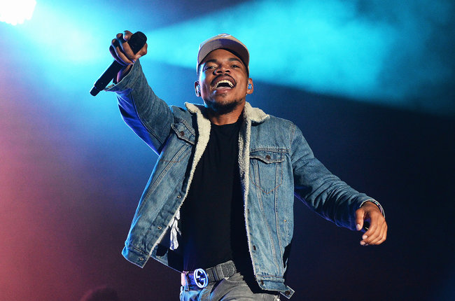 3a89ec8f3fc Chance the Rapper performs onstage during the 2017 Firefly Music Festival  on June 17