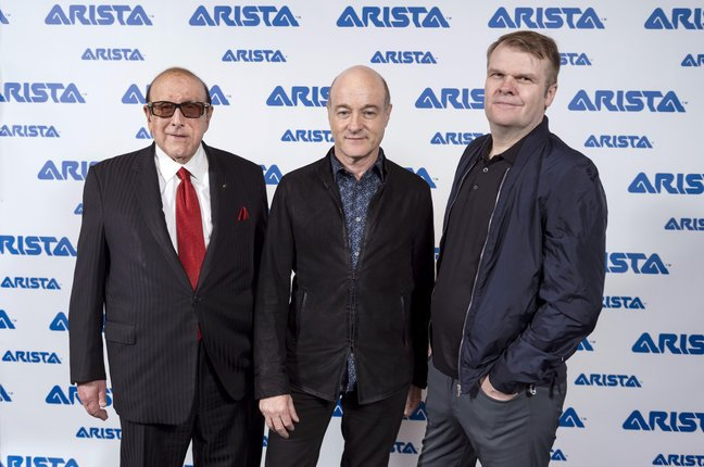 9e5e1752 David Massey to Helm Relaunched Arista Records For Sony Music ...