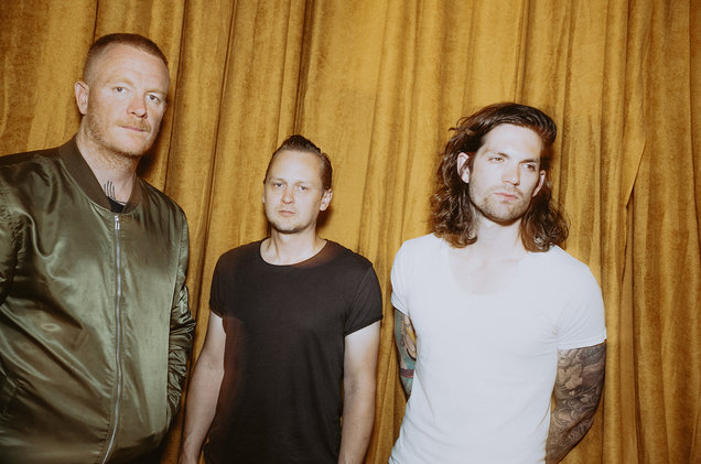 f3797307 Eve 6 Talk 20th Anniversary Tour & New Music: 'We'll Do Something at ...